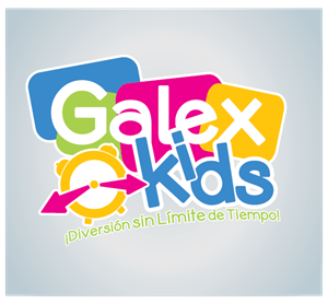 Galex Kids Logo Vector
