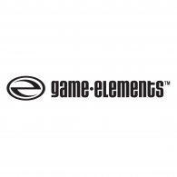 Game Elements Logo Vector