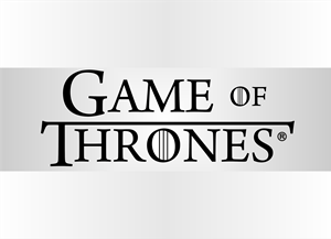 Game of Thrones Logo Vector