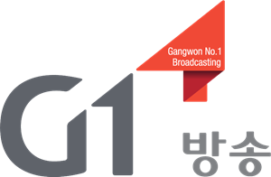 Gangwon No.1 Broadcasting 2021 Logo Vector