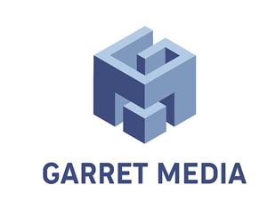 Garret Media Logo Vector