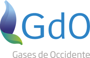 Gases de occidente Logo Vector