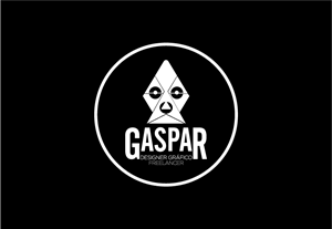 Gaspar cocktail Logo Vector