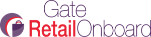 Gate Retail Onboard Logo Vector