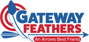 Gateway Feathers, An Arrows Best Friend Logo Vector