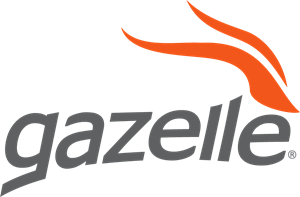 Gazelle Logo Vector