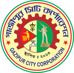 Gazipur City Corporation Logo Vector