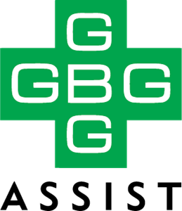 GBG Assist Logo Vector