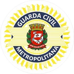 GCM GUARDA CIVIL METROPOLITANA Logo Vector