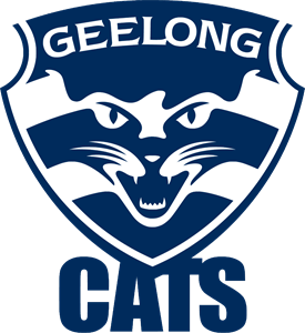 Geelong Cats FC Logo Vector