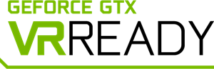 Geforce Gtx Vr Logo Vector