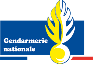 Gendarmerie Nationale Logo Vector