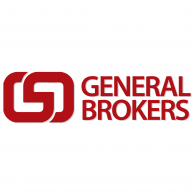 General Brokers Logo Vector