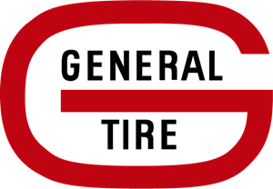 General Tire old Logo Vector