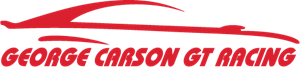 George Carson GT Racing Logo Vector