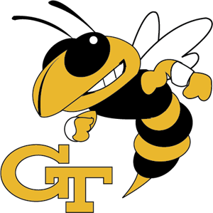 Georgia Tech Yellowjackets Logo Vector