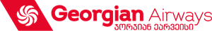 Georgian Airways Logo Vector