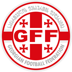 Georgian Football Federation Logo Vector