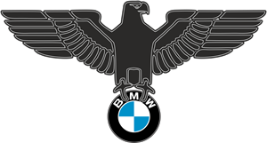 German Adler BMW Logo Vector