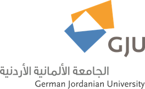 German Jordanian University Logo Vector