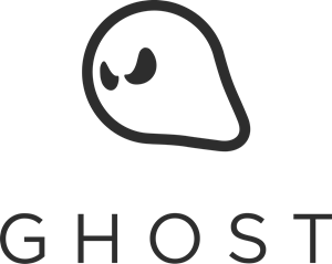 GHOST GAMES Logo Vector