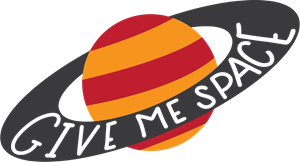 GIVE ME SPACE Logo Vector
