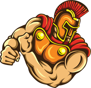 gladiator mascot logo vector ai free download rh seeklogo com gladiator logo images gladiator locomotives online sales
