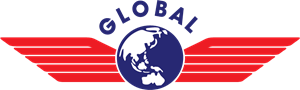 GLOBAL AIRFREIGHT Logo Vector