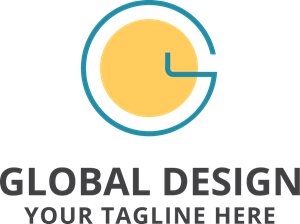 Global design Logo Vector