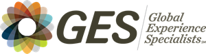 Global Experience Specialists (GES) Logo Vector