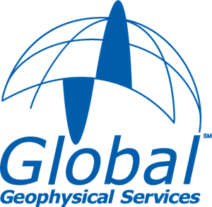 Global Geophysical Services Logo Vector