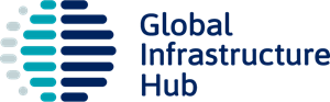 Global Infrastructure Hub Logo Vector