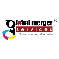 Global Merger Services Logo Vector