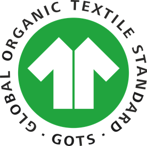 Global Organics Textile Logo Vector
