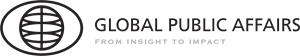 Global Public Affairs Logo Vector