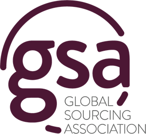 Global Sourcing Association (GSA) Logo Vector
