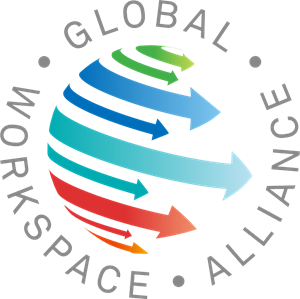 Global Workspace Alliance Logo Vector