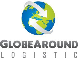 GLOBE AROUND Logo Vector