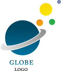 Globe Colour Inspiration Logo Vector