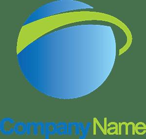 Globe Planet Logo Vector