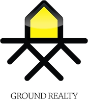 Glossy Creative Home Construction Logo Vector