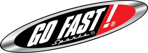 go fast sports Logo Vector