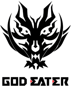 God Eater Logo Vector