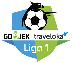Gojek Traveloka Liga 1 Indonesia Logo Vector