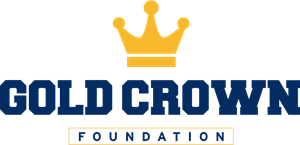 Gold Crown Foundation (GCF) Logo Vector