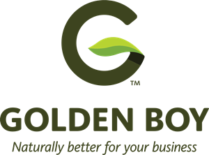 Golden Boy Foods Logo Vector