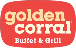 Golden CorraI Buffet & Grill Logo Vector
