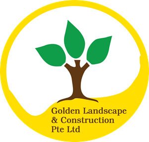 GOLDEN LANDSCAPES Logo Vector