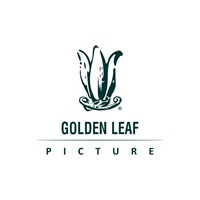 Golden Leaf Picture - Org Logo Vector
