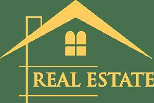 Golden real estate Logo Vector (.EPS) Free Download
